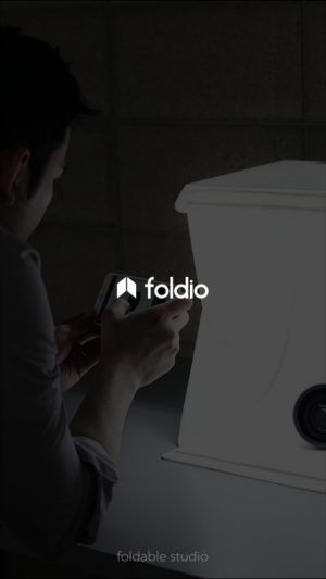 foldio起動時